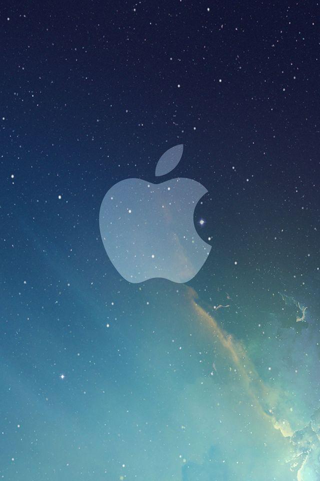 Apple Space Wallpaper