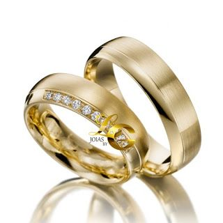 Joias by LG - Luceny Guaraná: Alianças de casamento e noivado
