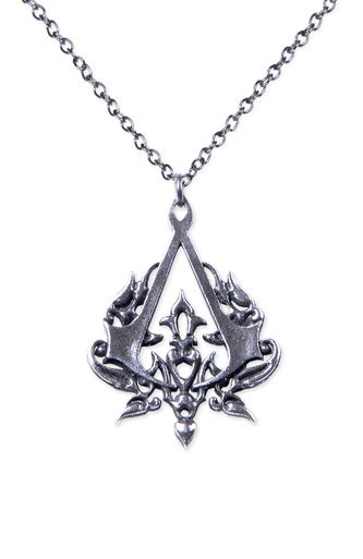 Assassin S Creed Ottoman Necklace Assassin S Creed Necklace