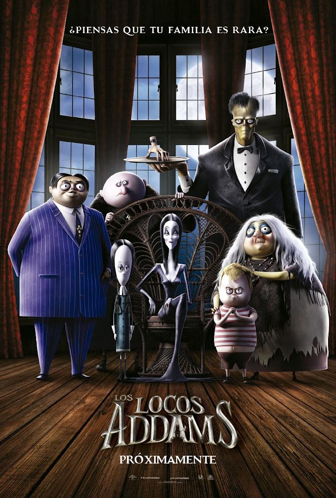 Cine Mazz Addams Family Cartoon Family Movies Addams Family Movie