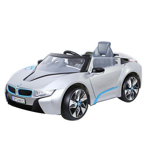 avigo bmw i8 6 volt ride on silver bmw i8toys r us3rd