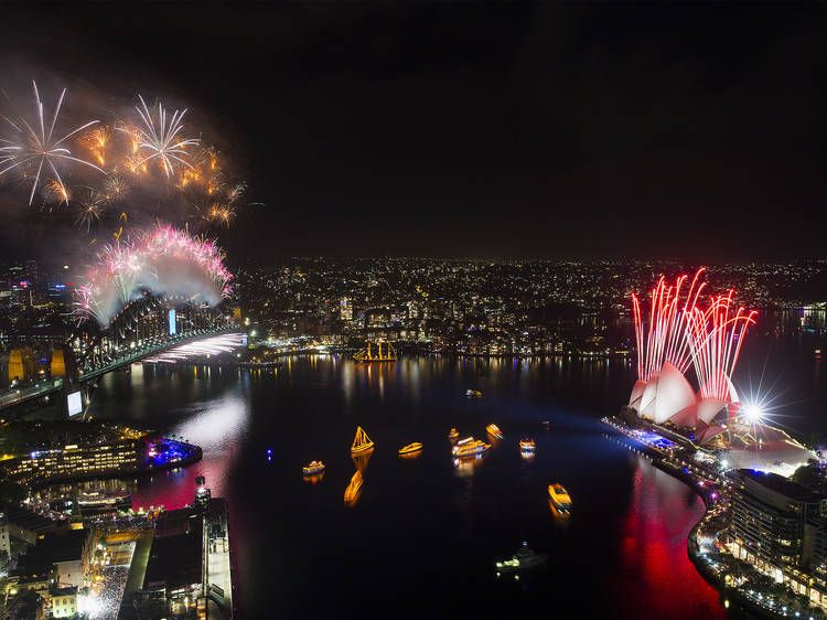 New Year S Eve Parties In Sydney New Years Eve Fireworks Best Part Of Me Sydney New Years Eve