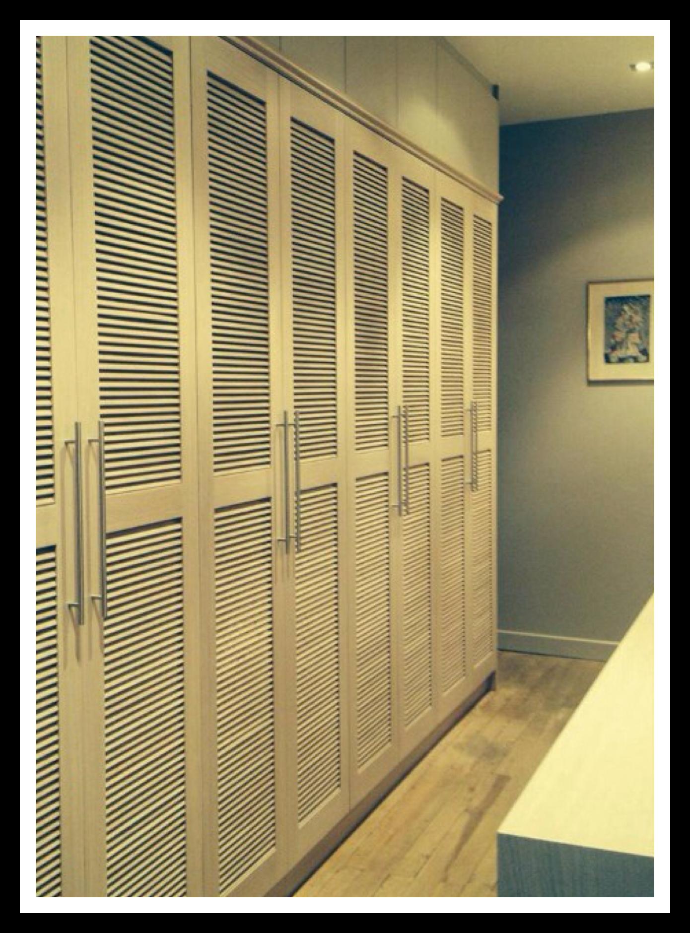 dressing portes claire voie finition ch ne blanchi remises en tat int rieures pinterest. Black Bedroom Furniture Sets. Home Design Ideas