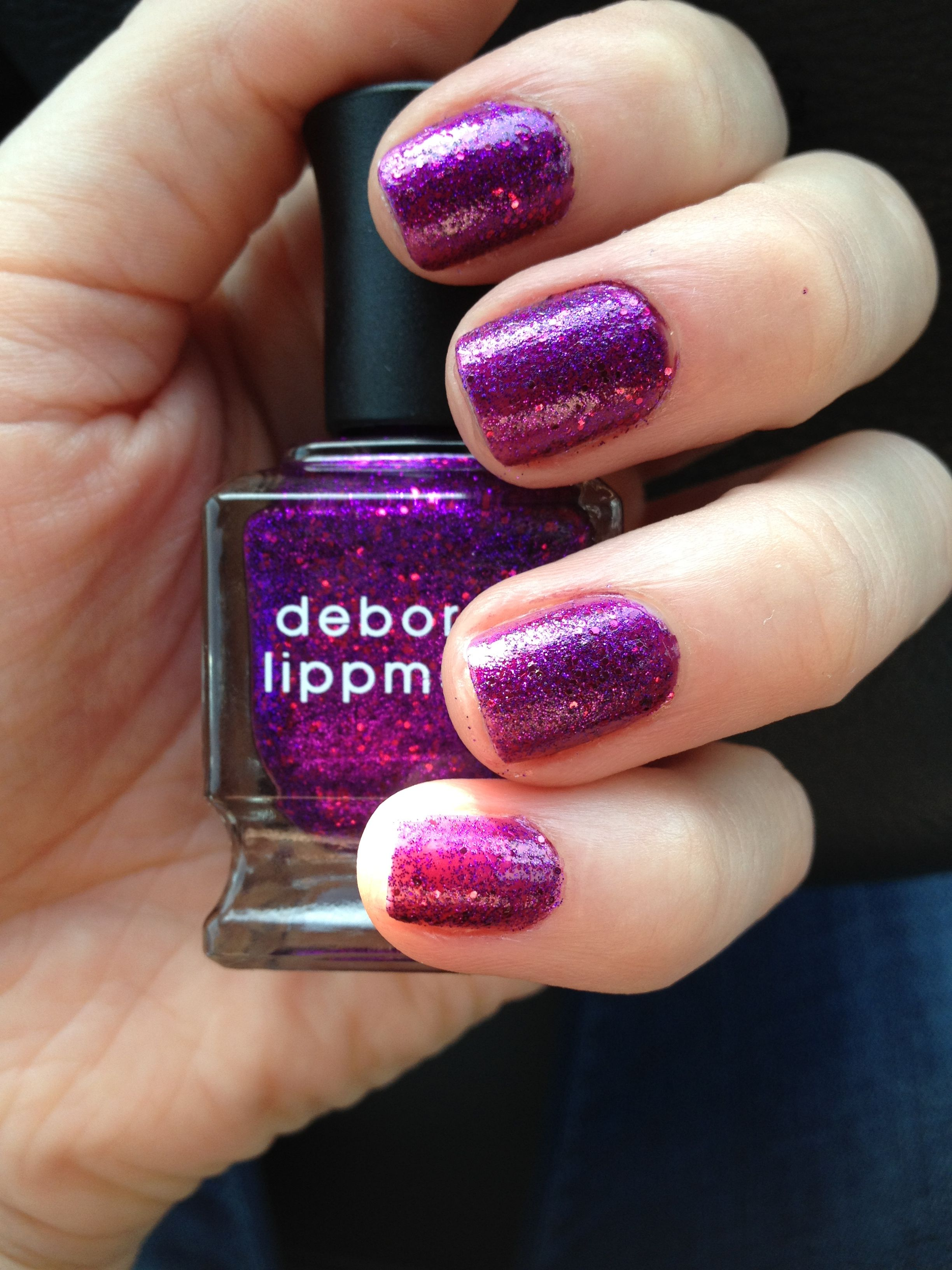 Deborah Lippmann (Flash Dance) | My Own Nails | Pinterest | Deborah ...
