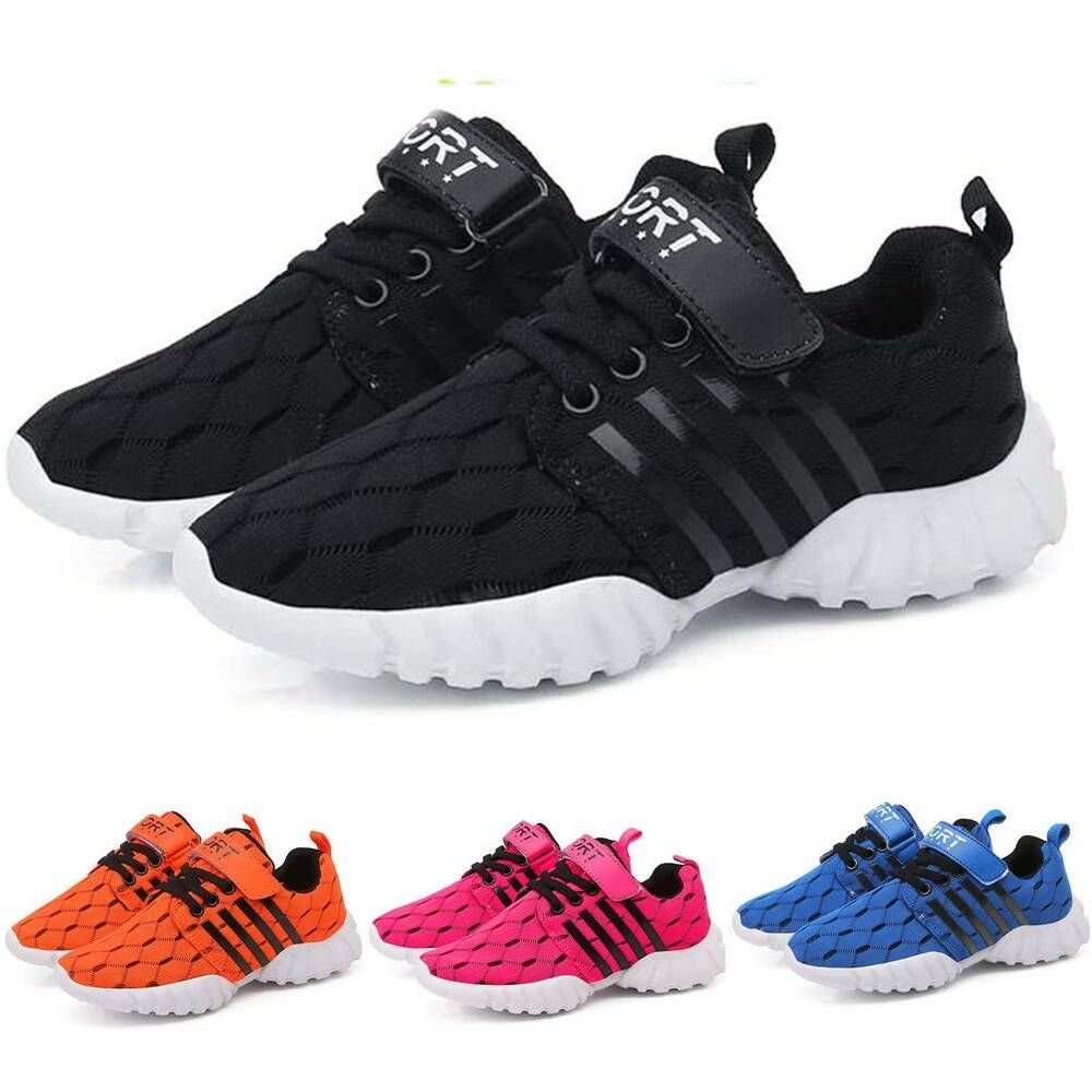 Kid's Boys Girls Breathable Shoes
