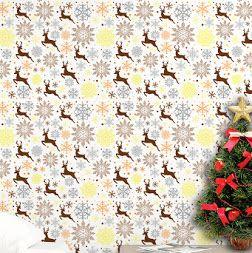 Nesse Natal Faça algo diferente e Moderno, Use e Abuse dos Adesivos de Parede da Aqui Gruda para decorar o ambiente de sua casa, deixe tudo muito lindo para receber as visitas de final de ano...  http://www.elo7.com.br/papel-de-parede-para-enfeites-de-natal/dp/80F1E7  #Onde Comprar Papel de Parede# clique no Link Acima #Comprar Papel de Parede#  é na AQUI GRUDA!!!