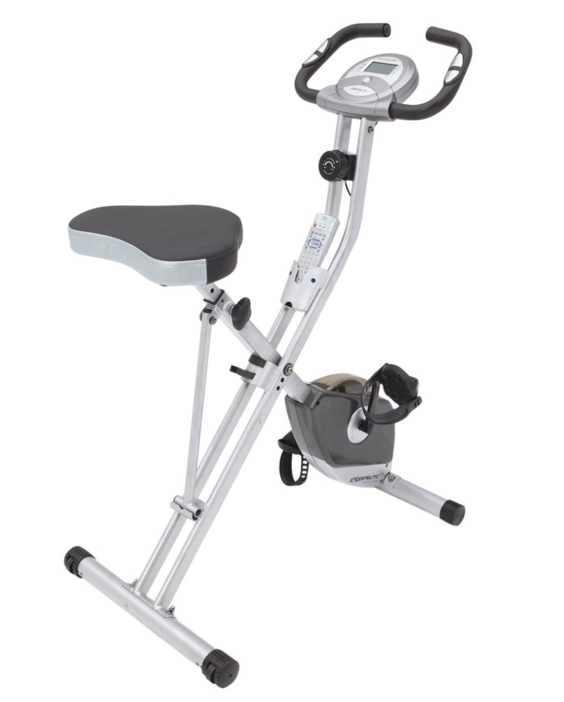 Exerpeutic Folding Upright Bike Black Friday Cyber Monday Deals 2020 Upright Bike Best Exercise Bike Recumbent Bike Workout