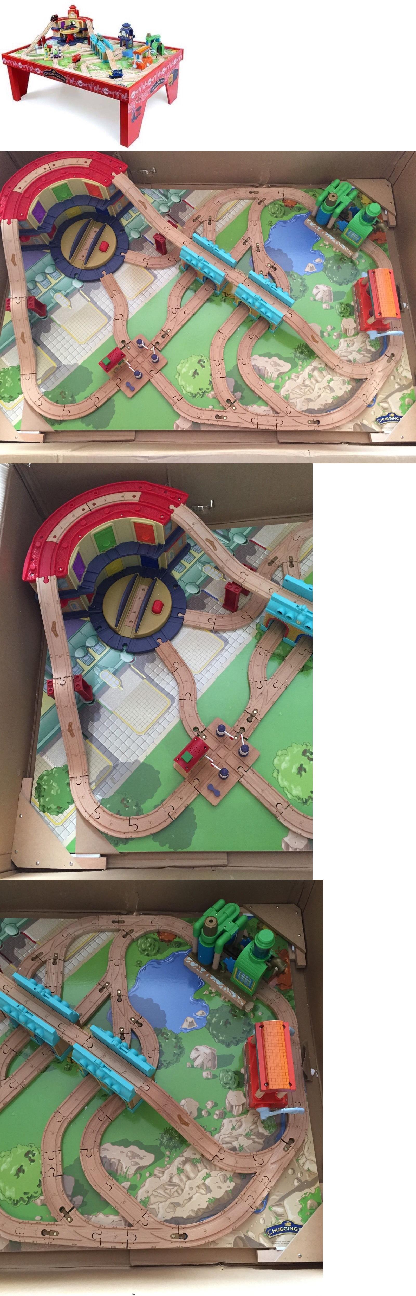 Train Sets 113519: Chuggington Big Train Table Play Set -> BUY IT ...