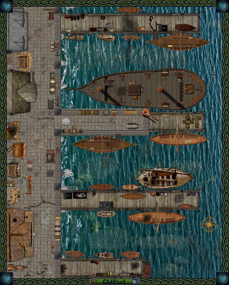 Dnd Dock Map : Fe3ed42242ee84e063b49b0f8c4a617f.jpg, (JPEG, Image,, Pixels), Scaled, (61%), Tabletop, Maps,, Fantasy, Dungeon
