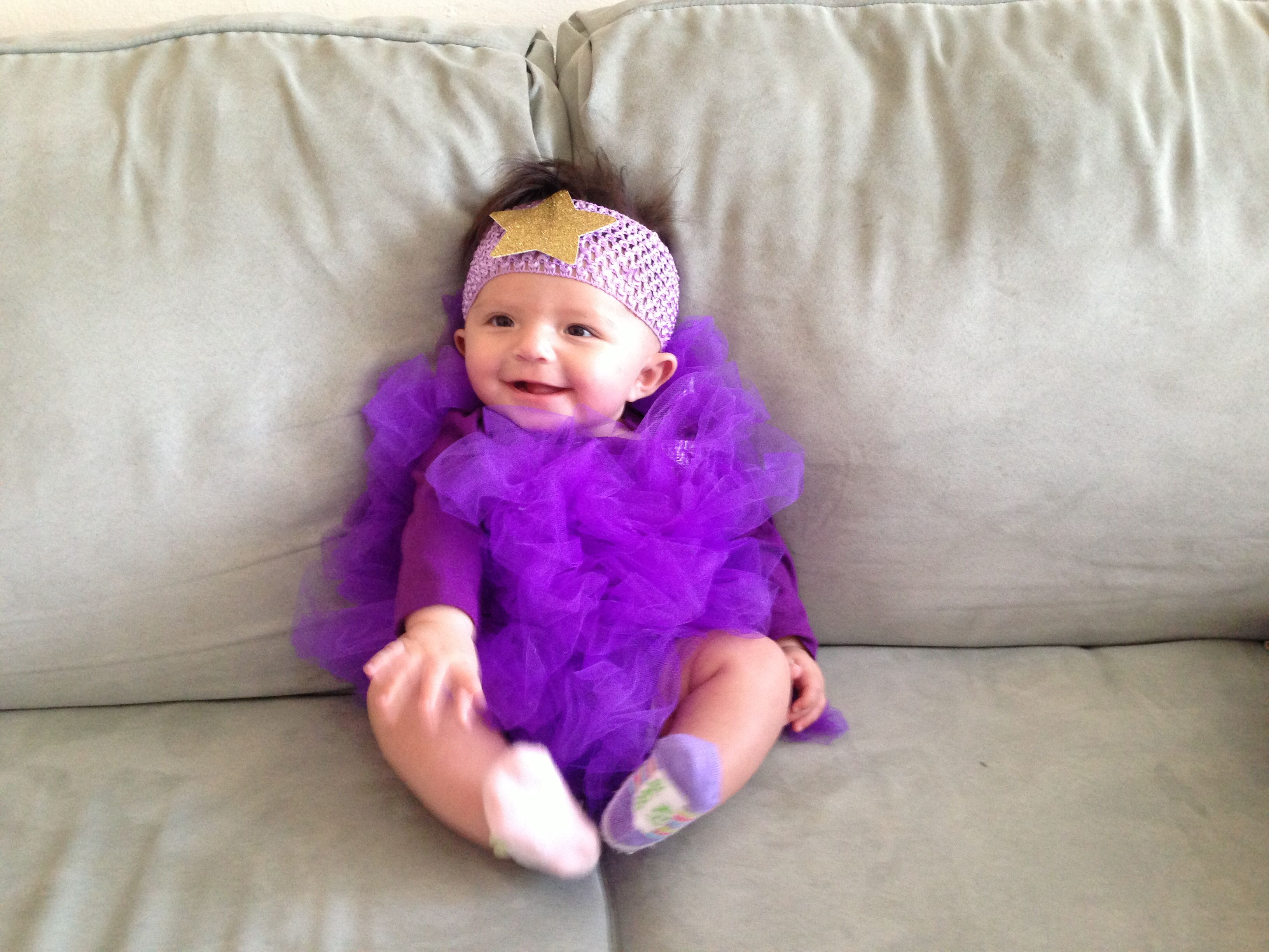 my little lumpy space princess! so flippin awesome! | halloween 2013