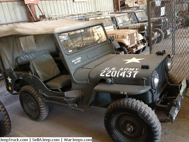 1950 M38 Bataan Philippines Military Jeep Jeep Willys