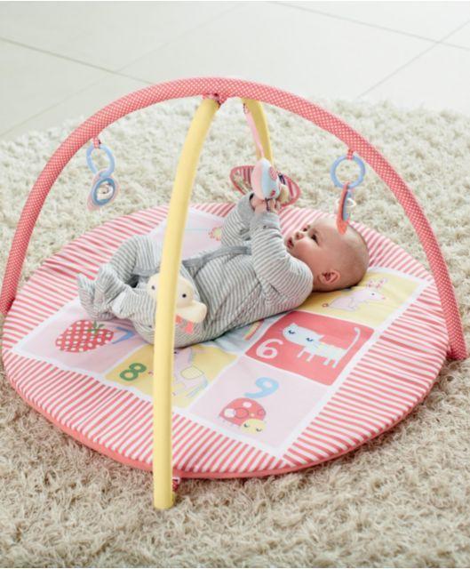 Pink Lemonade - Playmat & Gym