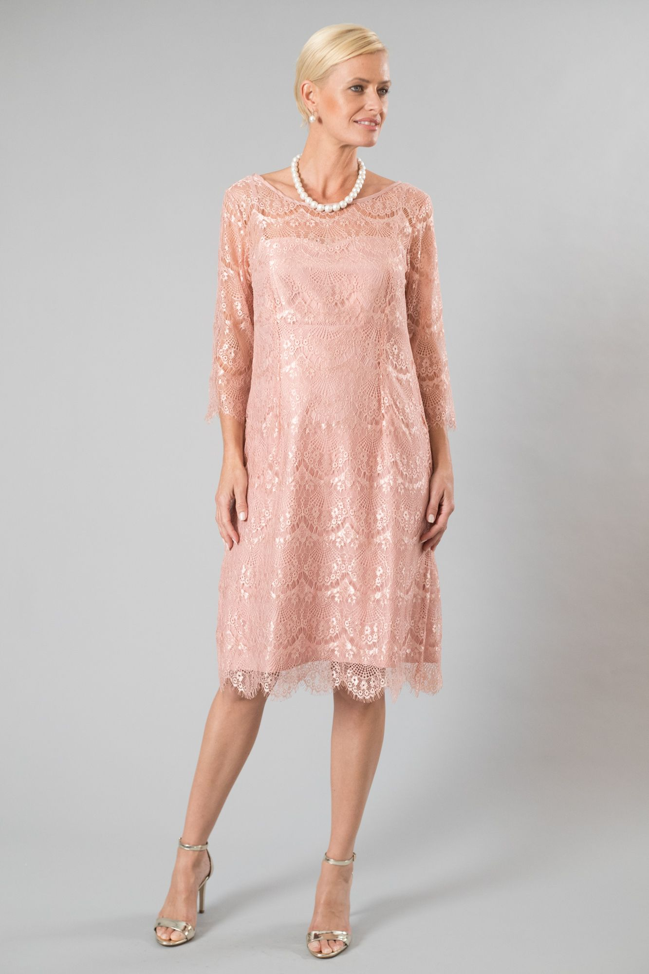 6ce3c00cad8 Living Silk - specialising in dresses and two piece outfits with sleeves  for the modern and
