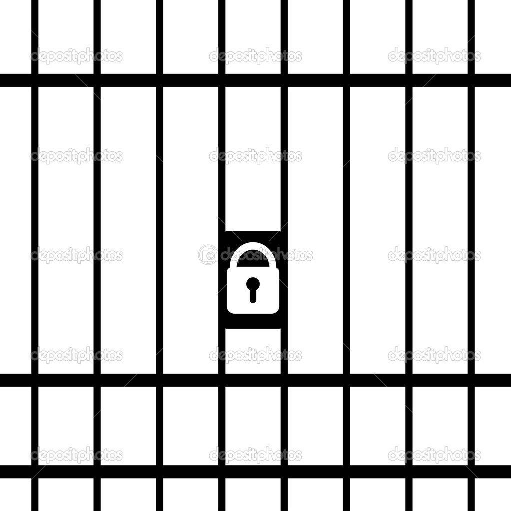 Prison gates — Stock Vector © slasny1988 #52054189 | Artwork ...