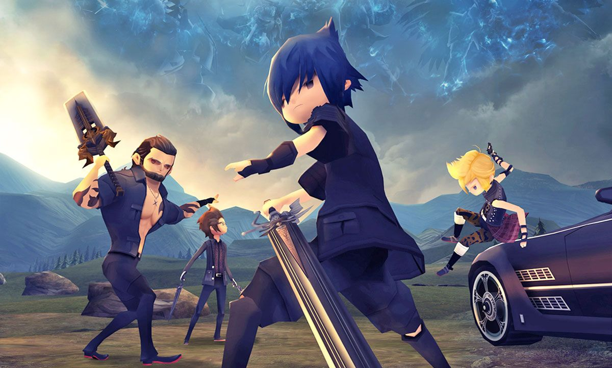 Final Fantasy XV Pocket Edition HD is available now for