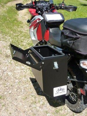 Review Happy Trails Teton 9 Aluminum Panniers For Kawasaki Klr
