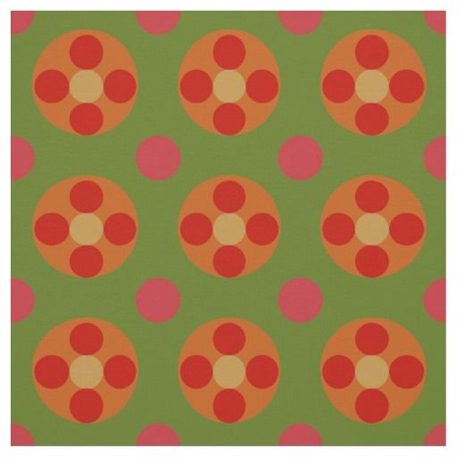 Snazzy Retro Red Field Poppies Pattern Fabric: up to $27.95 per yard - http://www.zazzle.com/snazzy_retro_red_field_poppies_pattern_fabric-256555702929830104?rf=238041988035411422&tc=pintw