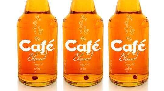 'Cafe Blond' Ensures Your Beer is Lemony Fresh #stpattysday