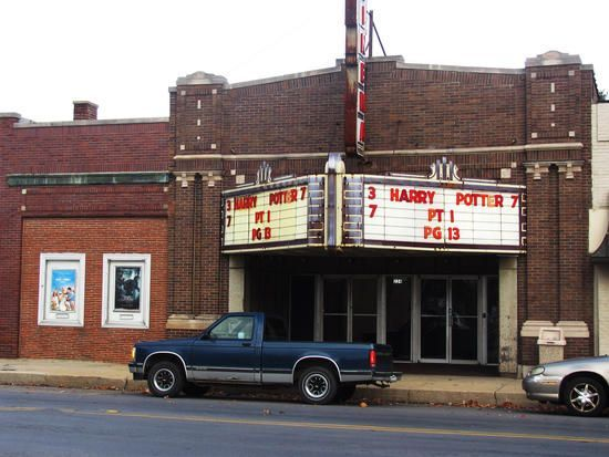 Historic Downtown Theater To Close Following Thanksgiving Weekend