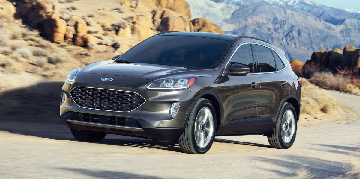 2020 Ford Escape Is Much Improved And Surprisingly Quick Ford Escape Ford Compact Suv