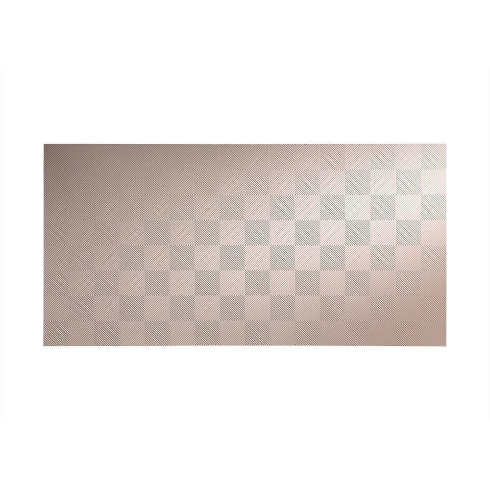 Fasade quattro almond wall panel u x u u x u brown size