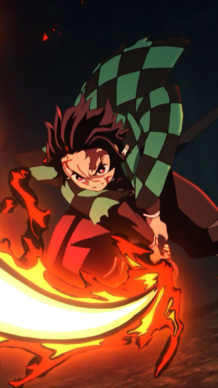 Best Demon Slayer Tanjiro Kamado Hd Wallpaper 2020 In 2020 Anime Anime Demon Otaku Anime