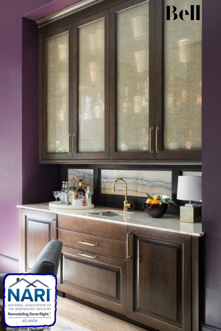 At Bell Cabinetry And Design They Strive To Bring High Design Back Down To  Earth.