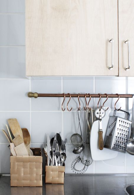 Kitchen Storage - Varpunen: Kuparivasut