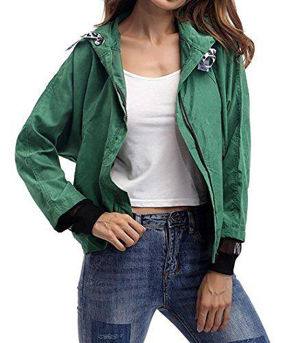 Womens Casual Shiny See-Through Bandage Sunscreen Sun Protection Short Lightweight Jacket Coat