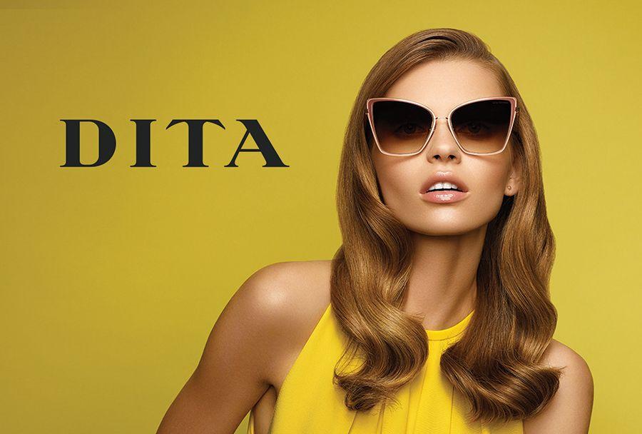 Michael Muller Photographs Eyewear Brand Dita S Fall Campaign