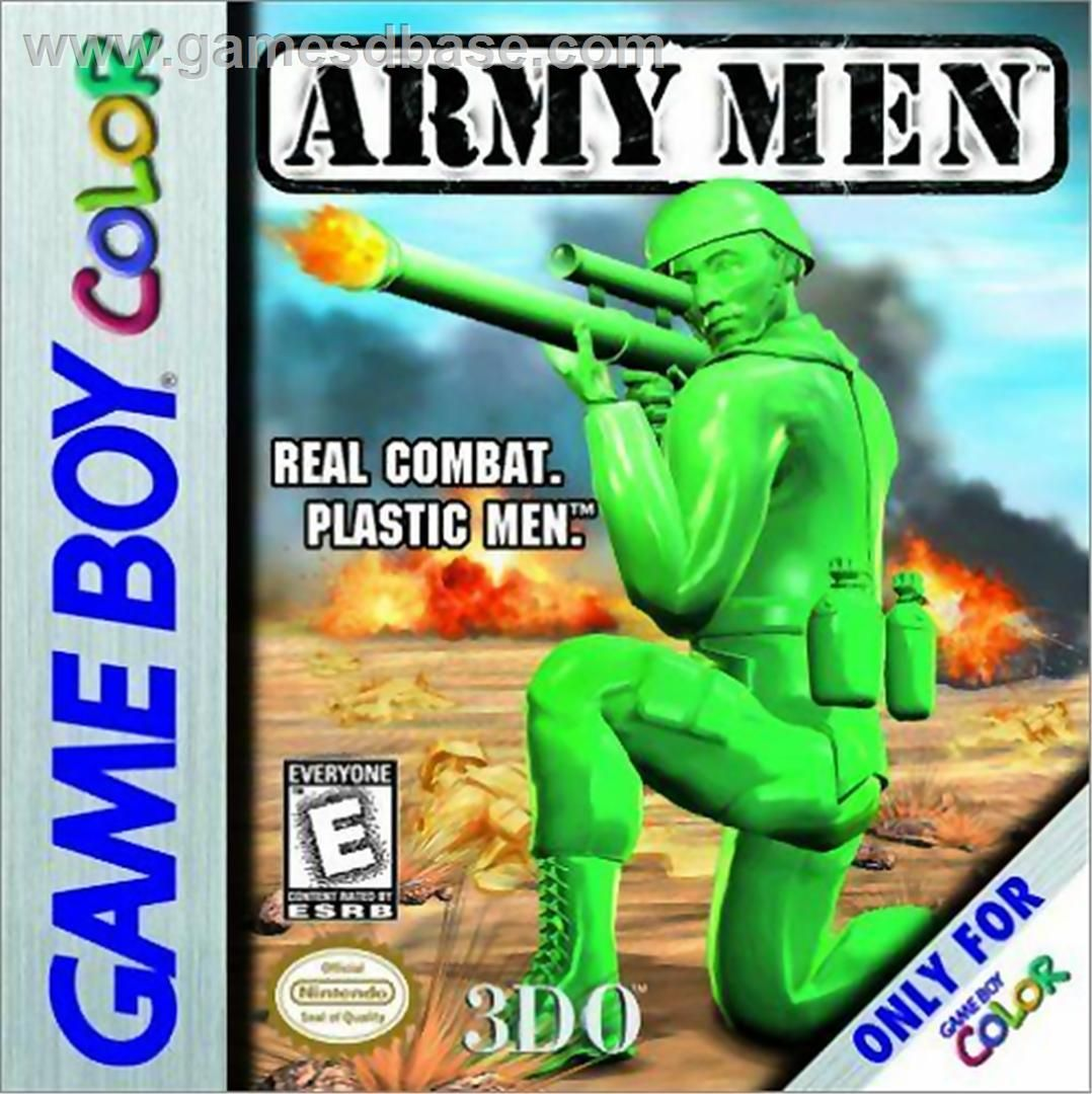 Download Game Army Men for Android Terbaru GBA Game, Mainan