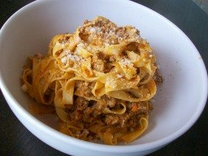 Old School Bolognese