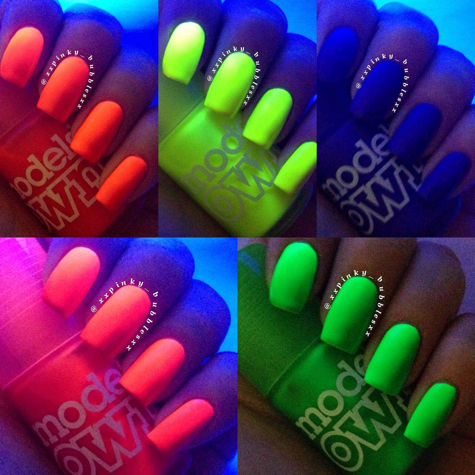 Models Own - Ice Neons | Nails !!! | Pinterest | Neon, Models and Swatch
