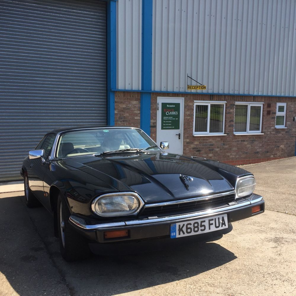 eBay: 1992 Jaguar XJS 4.0 #classiccars #cars   UK Classic Cars ...