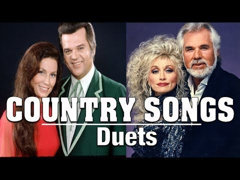 Best Country Duets of All Time♪ღ♫Old Country Duets Songs Male and