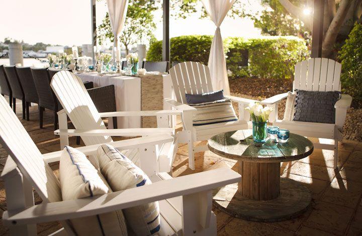 Hampton S Style Deck Chairs Kine Amp Ryan S Wedding