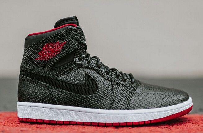 Air Jordan 1 High Nouveau Snakeskin With Images Mens Athletic