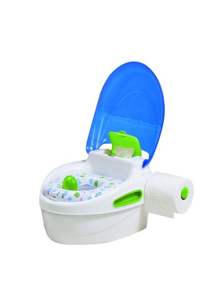 Step-by-Step Potty Trainer &  Step Stool by Summer Infant on Gilt.com
