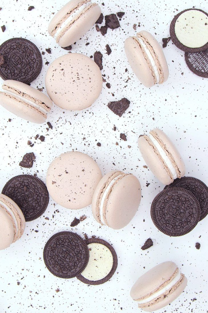 We've taken our beloved Oreo and turned it into a luxurious, light, and creamy French macaron you're going to want to snack on all day long!