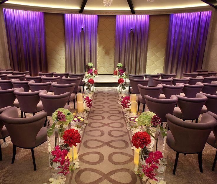 Aria Wedding Chapel Las Vegas