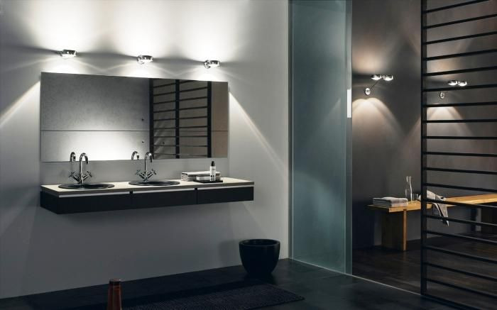 15 Bathroom Lighting Ideas Modern Bathroom Mirrors Modern Bathroom Light Fixtures Bathroom Mirror Lights