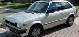 6th 1981 Honda Civic 1.5 liter 5sp bought with salvage title drove it for 40k.  Good little car.