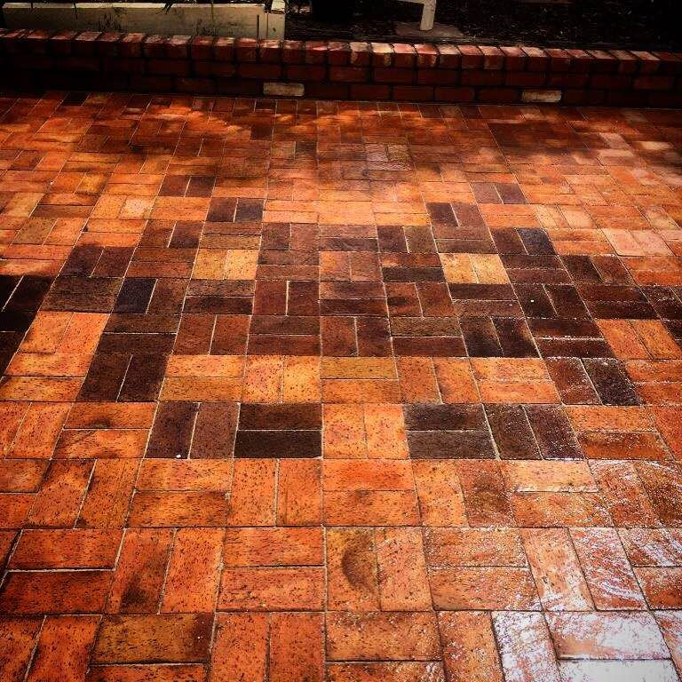 Amazing Space Invaders Paving Pattern Found In Adelaide South
