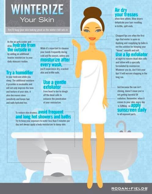 Rodan Fields Home Skin Advice Rodan Fields Skin Care Winter Skin