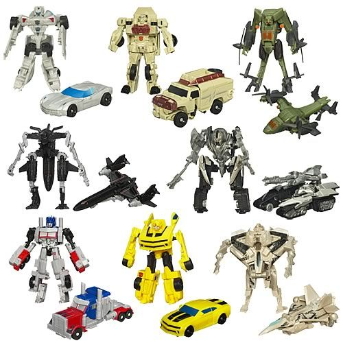 Transformers 2 Toys Autobots