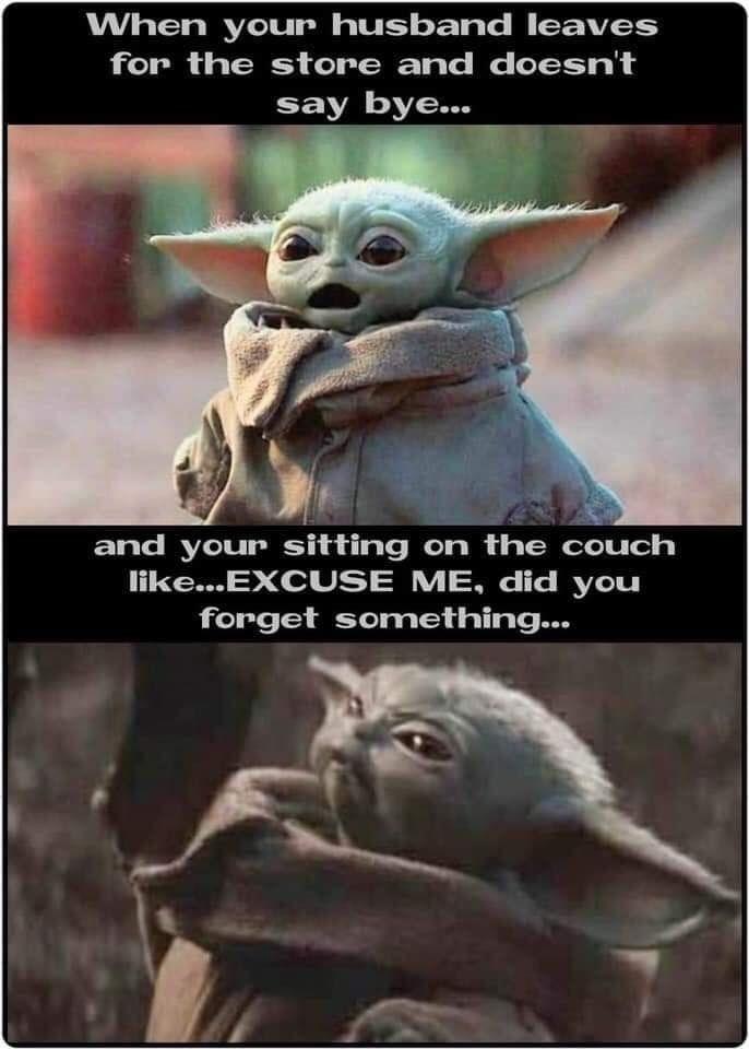 Pin By Landon Zubek On Baby Yoda Yoda Funny Yoda Meme Yoda Images