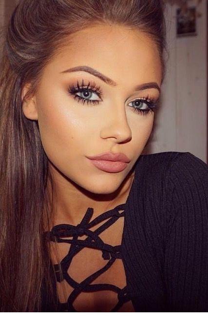 Sweet makeup idea -   16 makeup Hacks for lips ideas