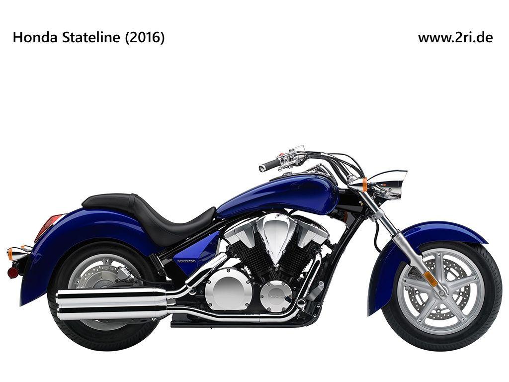 Honda Stateline (2016) Honda, Stateline, Motorcycles for