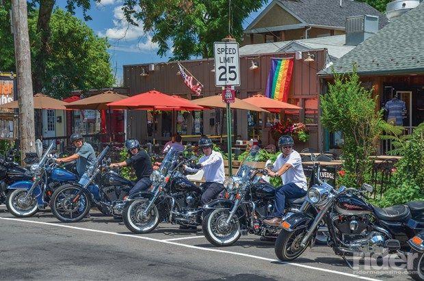 New Jersey Motorcycle Rides New Hope Pa Riding Motorcycle Harley Davidson New Hope