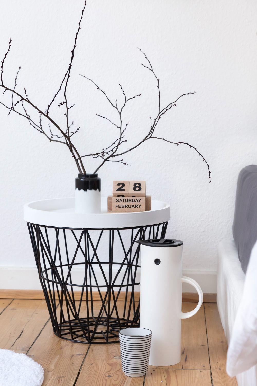 Natur ins Haus holen | black and white Ideen | Pinterest | schöne ...